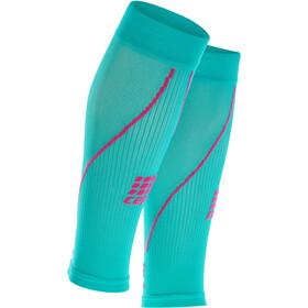 cep Pro+ 2.0 Calf Sleeves Women lagoon/pink